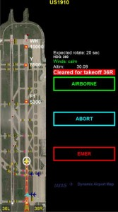 S Pilot's Airport Moving Map