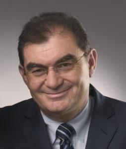 """מיכאל בורשטיין, מייסד ומנכ""""ל של חברת TeraSky."""