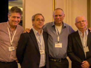 4 executives at SNUG Israel 2016