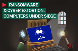 cyber extortion