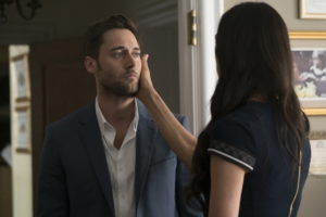 THE BLACKLIST: REDEMPTION -- Pilot -- Pictured: Ryan Eggold as Tom Keen -- (Photo by: Virginia Sherwood/NBC)