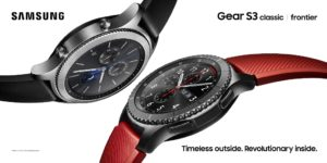 Samsung Gear S3 frontier classic_OOH H_Red