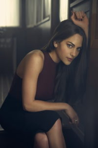 IMPOSTERS -- Season:1 -- Pictured: Inbar Lavi as Maddie -- (Photo by: Kurt Iswarienko/Bravo)
