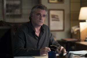 "SHADES OF BLUE -- ""Unforgiven"" Episode 201 --  Pictured: Ray Liotta as Bill Wozniak -- (Photo by: Peter Kramer/NBC)"