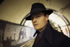 Programme Name: SS-GB - TX: n/a - Episode: n/a (No. n/a) - Picture Shows: Detective Superintendent Douglas Archer (SAM RILEY) Detective Superintendent Douglas Archer (SAM RILEY) - (C) BBC - Photographer: Laurie Sparham