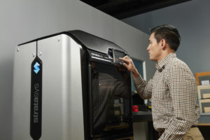 Stratasys_F123 Series offers touch screen interface for maximum productivity