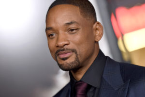 """Will Smith will host the 10-episode global event series """"One Strange Rock"""".  The show is slated to premiere on National Geographic globally in March 2018. (Photo by Axelle/Bauer-Griffin/FilmMagic)"""